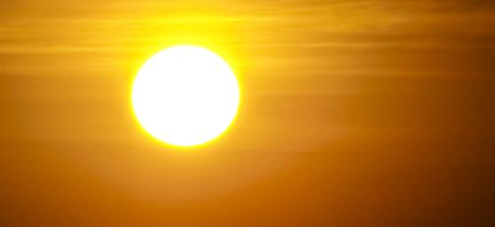 Hot-Sun-Warm-Climate